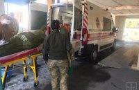 До Києва з Харкова прибув борт з 12 пораненими військовими