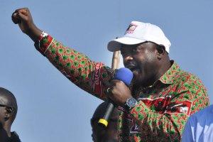 Военные в Бурунди заявили о свержении президента