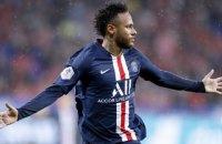 """Фанати """"Ліона"""" закидали Неймара різними предметами під час матчу чемпіонату Франції"""