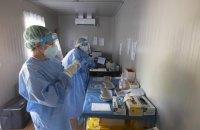 Кількість інфікованих коронавірусом в Україні перевищила 100 тисяч осіб
