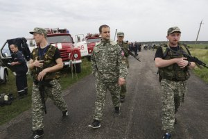 """ОБСЄ звинуватила бойовиків у псуванні уламків """"Боїнга"""""""
