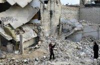 """Amnesty International осудила применение """"бочковых бомб"""" сирийской армией"""