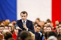 Макрон закликав Євросоюз переглянути Шенгенську зону