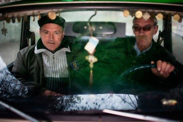 Кадр із фільму Українські шерифи
