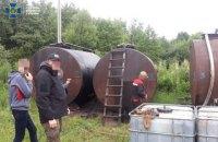 СБУ заблокувала незаконний видобуток нафти в Івано-Франківській області