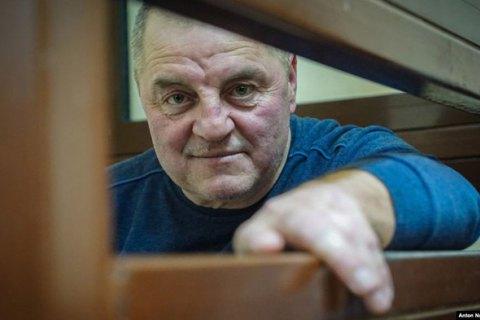 Суд в Крыму отказался выпустить из СИЗО тяжело больного активиста Бекирова