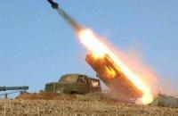 КНДР здійснила сім запусків ракет