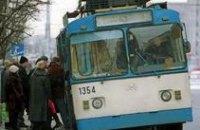 В 2011 году в Днепропетровске капитально отремонтируют 10 троллейбусов