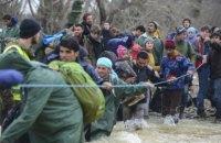 Потоки біженців у Європу стимулювалися неправдивою інформацією у ЗМІ про принади життя в Німеччині