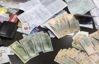 """Начальник Балтского отдела полиции получил 10 тыс. взятки за """"потерю"""" протокола об админнарушении"""