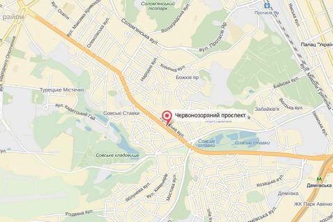 Комісія Київради підтримала появу проспекту Лобановського