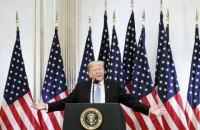 Трамп анонсував експериментальне лікування коронавірусу препаратом проти малярії