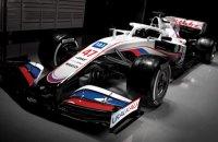 Команда Формули-1 показала нову ліврею в кольорах прапора Росії