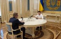 Зеленський наказав СБУ за два тижні дати результат боротьби з контрабандою