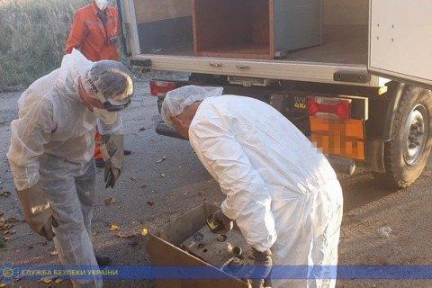 В Одесской области нашли радиоактивное оборудование, излучение которого превышало нормы в 500 раз, - СБУ