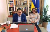 Саакашвілі і Єрмак обговорили з послами G7 співпрацю і плани реформ
