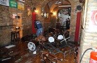 Английских фанатов избили в Риме
