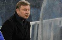 В России я не чужой, но меня считают уже украинским тренером, - Калитвинцев