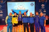 Фантастичний результат: 48 медалей на Чемпіонаті Європи з важкої атлетики