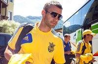 Шевченко підтвердив, що піде зі збірної України