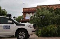 Спостерігачі ОБСЄ потрапили під обстріл біля Золотого-4