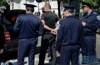 У Борисполі затримали озброєних людей, які стріляли