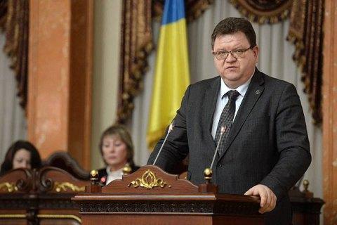 Судью Львова избрали главой Кассационного хозсуда Верховного Суда (обновлено)