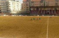 В італійській Серії С команда поступилася супернику з рахунком 0:20