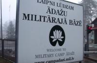 На базе НАТО в Латвии погибла офицер албанской армии