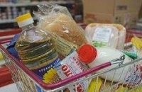 Продукты в Украине за год подорожали на 10%