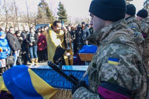 Украина потеряла трех военных на Донбассе