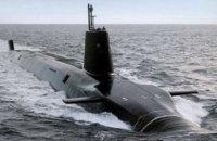 Біля берегів Латвії помітили російський підводний човен