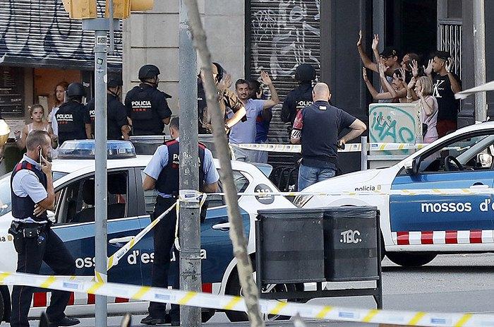 Теракт в Барселоні