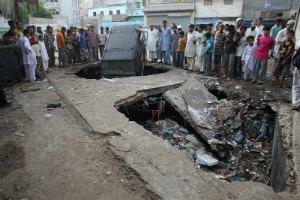 На месте крупного теракта в Пакистане не было украинцев