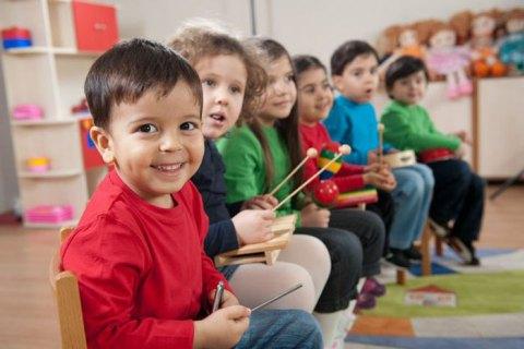 Киев будет платить детским садикам 2,5 тыс. грн за каждого ребёнка-киевлянина