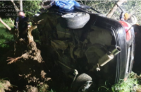 На Прикарпатті у ДТП загинуло двоє осіб