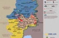 СНБО исключает использование авиации и тяжелой артиллерии при освобождении населенных пунктов