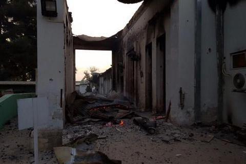 Самолеты США обстреляли больницу в Афганистане: погибли 16 человек