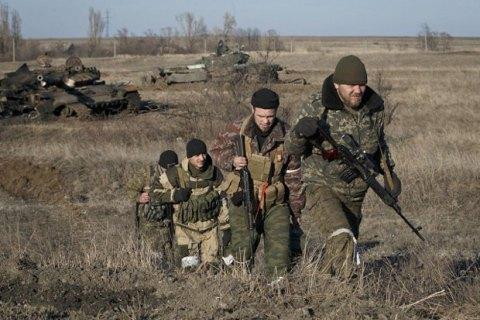 Боевики 44 раза нарушили режим тишины в зоне АТО