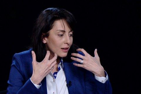 Деканоидзе: у партии Саакашвили нормальные шансы на победу