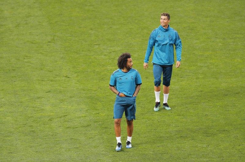 Такого еще небыло— «Реал» три год подряд завоевает кубок Лиги чемпионов