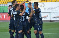 Донецк победил остальную Украину во 2-м туре Премьер-лиги