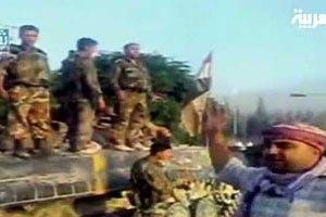В столице Сирии демонстрантов закидали гранатами с гвоздями