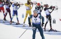 Женская сборная Украины по биатлону стала второй в эстафете на этапе Кубка мира