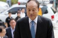 Брата Президента Южной Кореи арестовали