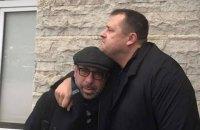 Корбан вернулся в Украину