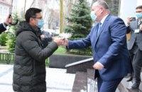 """Кулеба на встрече с молдавским коллегой: """"Безопасность Молдовы - это наша безопасность, безопасность Украины - ваша"""""""