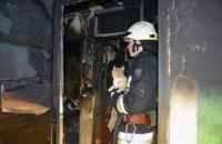 У Дніпрі з пожежі у квартирі врятували жінку з двома дітьми та кота