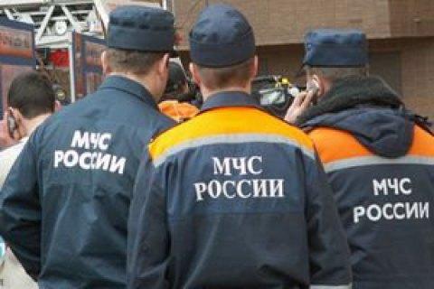 В районе Ялты затонул плавучий подъемный кран, который буксировали в Керчь