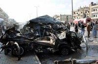 В сирийском Хомсе прогремел взрыв: 4 жертвы, десятки раненых